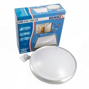 Plafoniera okrągła LED TOFIR 16W barwa neutralna BEMKO C31-LHR-330-160-4K