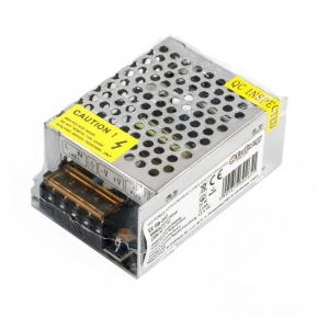 Zasilacz LED z potencjometrem EE-08-048  25W IP20 12V 2,1A 85x58x37mm siatkowy