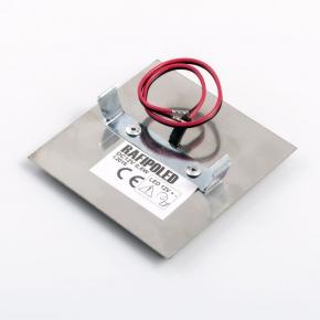 DC2z Oprawa  schodowa CLASSIC LED DC 12V 0.6W zimna RAFIPOL