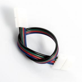 Taśma-przewód-taśma złączka taśm led EE-11-103 RGB 10mm EcoEnergy