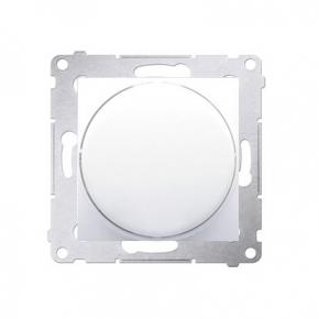 Ściemniacz naciskowo-obrotowy biały DS9T.01/11 Simon 54 Kontakt-Simon