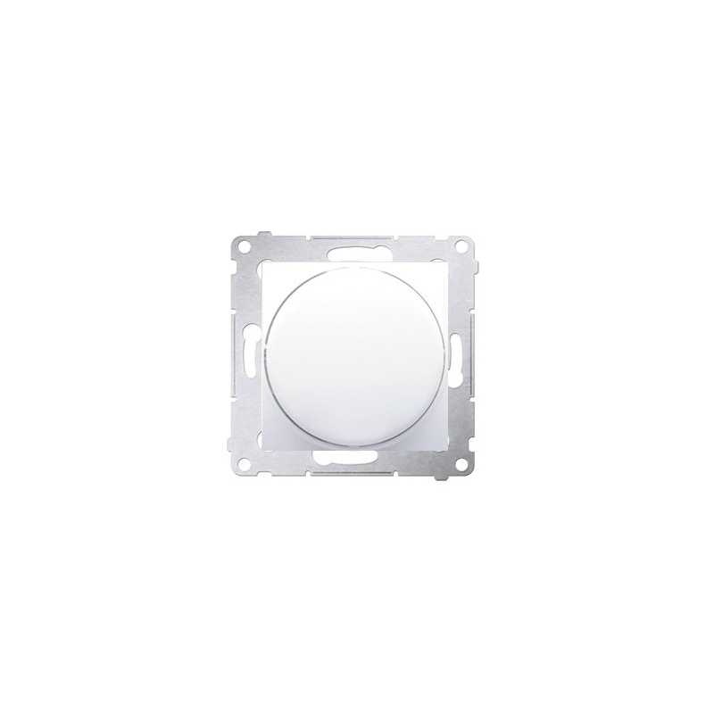 Regulatory-oswietlenia - ściemniacz naciskowo-obrotowy biały ds9t.01/11 simon 54 kontakt-simon firmy Kontakt-Simon