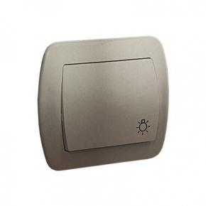 Wylaczniki-typu-swiatlo-zwierne - przycisk zwierny światło satynowy as1/29 simon akord kontakt- simon