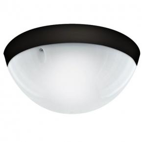Oprawa oświetleniowa zewnętrzna z czujnikiem ruchu AQUA DOLUNAY czarna IDEUS