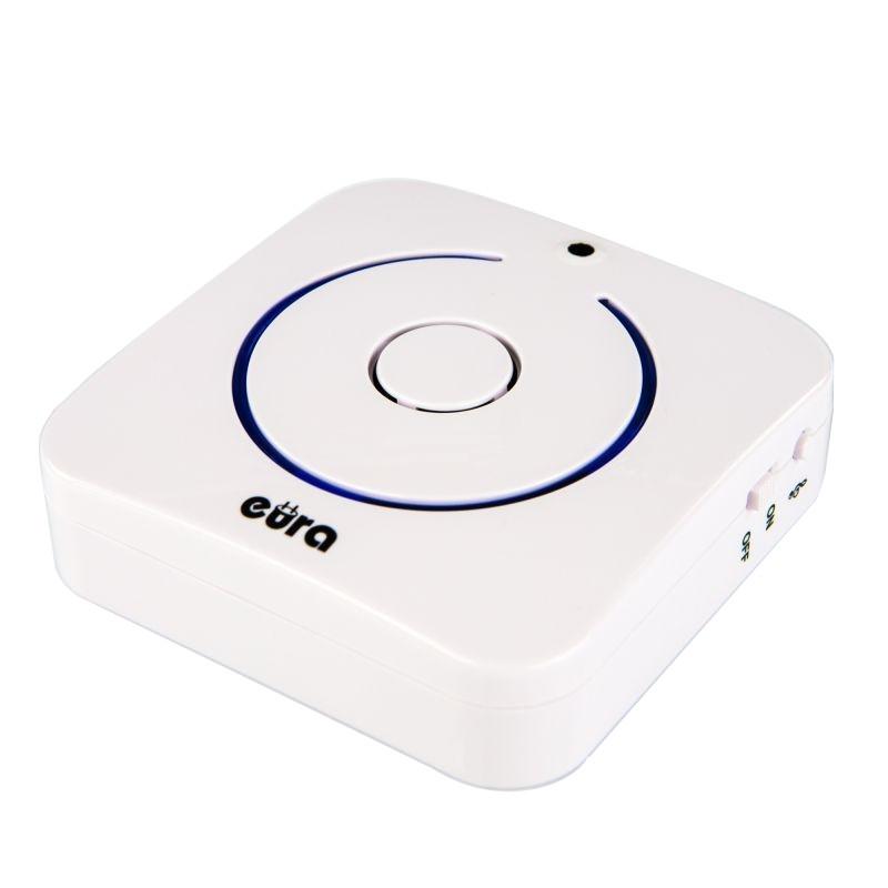 Dzwonki-do-drzwi-bezprzewodowe - dźwiękowy sygnalizator wejść foto-optyczny ed-50a3 eura-tech firmy EURA TECH