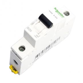Wylaczniki-nadpradowe-bezpieczniki - wyłącznik nadprądowy bezpiecznik eska 1p b 25a a9k01125 schneider electric