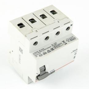 Wylaczniki-nadpradowe-bezpieczniki - wyłącznik różnicowoprądowy 4p 25a ac 402062 rx3 legrand