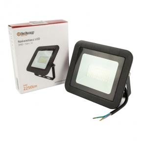 Naświetlacz LED 30W czarny...