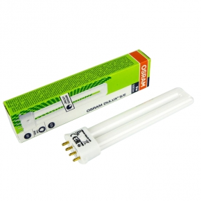 Swietlowki - świetlówka kompaktowa zimna 2g7 9w 600 lm dulux s/e osram