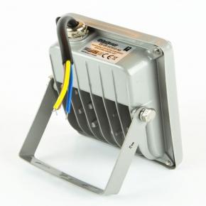 Naswietlacze-led-10w - naświetlacz led 10w szary ee-09-sc010-6g slim 650lm 6000k zimny ecoenergy