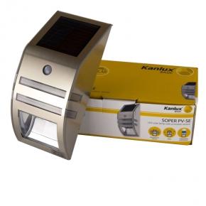 SOPER PV-SE Solarna lampa...