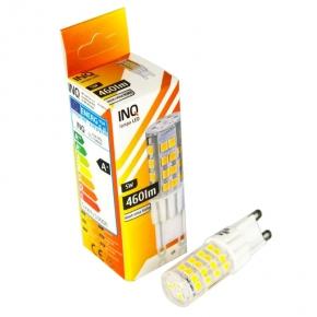Gwint-trzonek-g9 - żarówka led biała g9 5w-39w energy a+ lt28nw inq