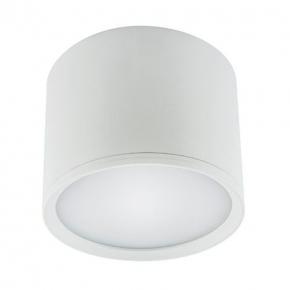 Oprawa sufitowa LED 10W biała z neutralnym światłem 4000K 840lm 03109 ROLEN LED IDEUS