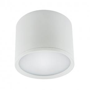 Oprawy-sufitowe - oprawa sufitowa led 7w biała z neutralnym światłem 03108 rolen led ideus