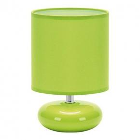 Zielona lampka na stolik...