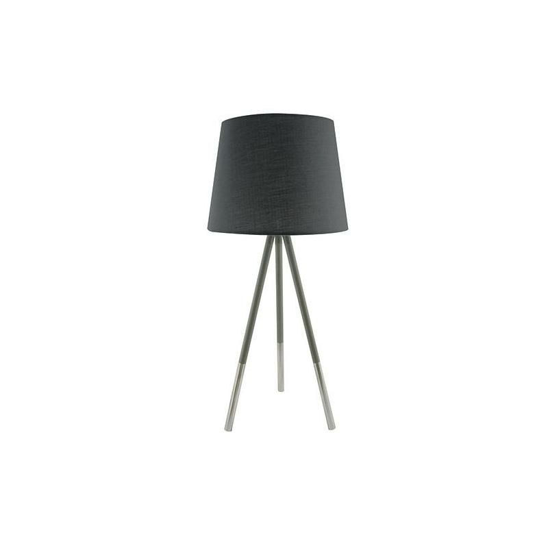 Lampki-nocne - modna szara lampa na trójnogu na stolik radar 50 03577 ideus firmy IDEUS - STRUHM