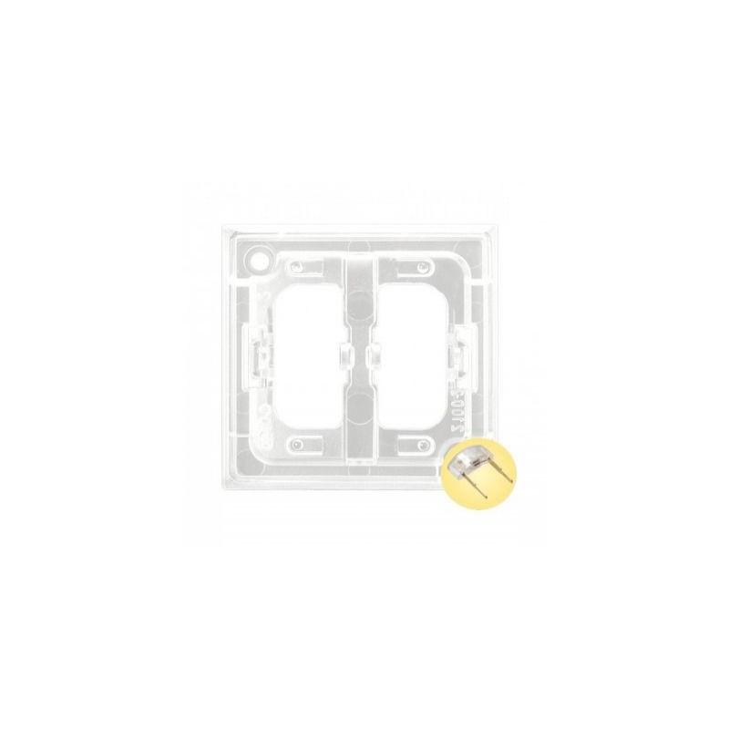 Osprzet-produkty-uzupelniajace - zespół podświetlenia led złoty zp-2ug aria ospel firmy OSPEL