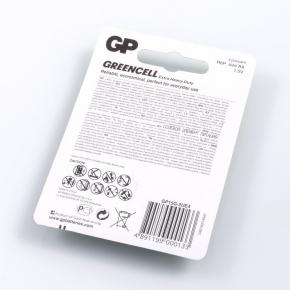 Baterie - bateria paluszek aa komplet 4 sztuki greencell gp15g-2ue4 r6