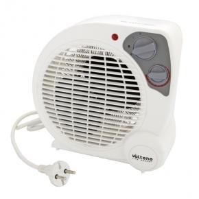 Farelki - mini termowentylator stojący biały vo0283 volteno