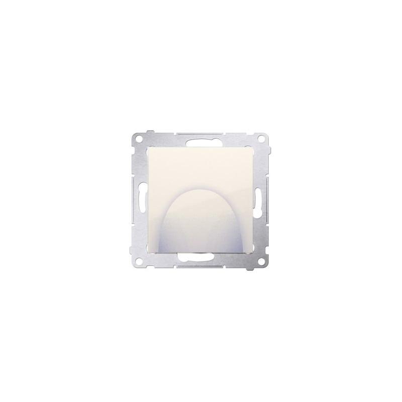 Osprzet-produkty-uzupelniajace - wyjście kablowe kremowy dpk1.01/41 simon 54 kontakt-simon firmy Kontakt-Simon