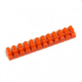 Szybkozlaczki - złączka zaciskowa 12-torowa kablowa lz-12x4 plast-rol