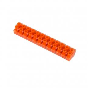 Szybkozlaczki - złączka zaciskowa 12-torowa kablowa lz-12x2,5 plast-rol