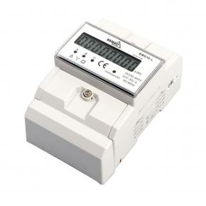 Liczniki-trojfazowe - licznik energii trójfazowy wskaźnik elektroniczny  5(80) a bemko bm030-l