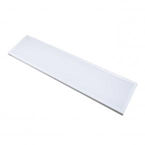 Panele-led - panel led biały o mocy 40w do sufitu podwieszanego 120x30cm c72-blk-123-400-4k-wh bemko