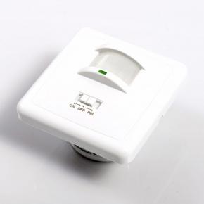 Czujniki-ruchu - czujnik ruchu pir  ścienny z wyłącznikiem 9m 160st eura md-07b7 el-home