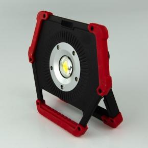 Naswietlacze-led-przenosne - przenośny naświetlacz led na baterie c06-mhb-10w-64-cr zext