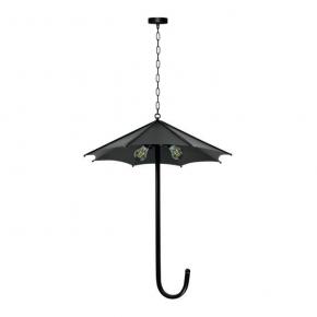 Oswietlenie-sufitowe - lampa wisząca sufitowa w kształcie parasola il mio polux