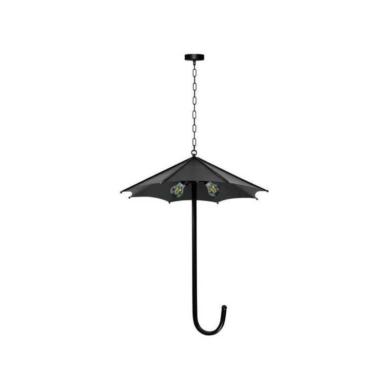 Oswietlenie-sufitowe - lampa wisząca sufitowa w kształcie parasola il mio polux firmy POLUX