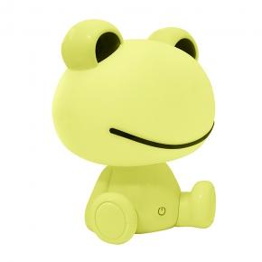 Lampka nocna żabka zielona...
