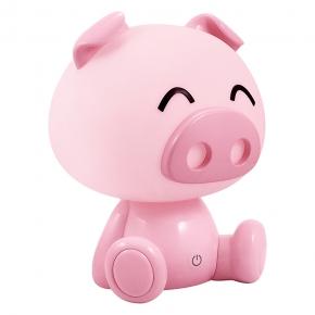 Lampka nocna świnka różowa...
