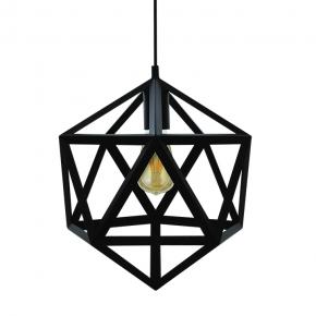 Lampy-sufitowe - lampa sufitowa druciana loftowa industrial 20w e27 denmark c polux