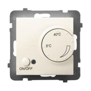 Regulator temperatury z czujnikiem podpodłogowym ECRU RTP-1U/m/27 ARIA OSPEL