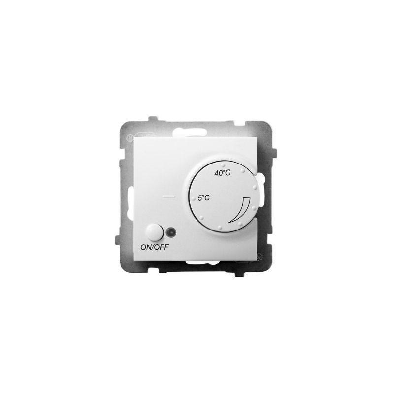 Regulatory-temperatury - regulator temperatury z czujnikiem podpodłogowym biały rtp-1u/m/00 aria ospel firmy OSPEL