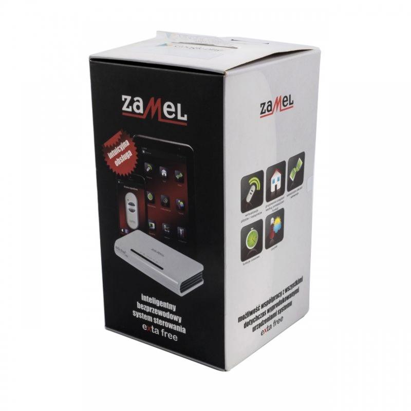 Sterowniki-i-odbiorniki - zestaw do sterowania bezprzewodowego efc-02 exta free controller (mini) zamel firmy ZAMEL