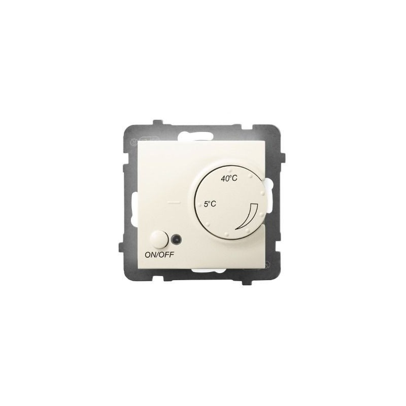 Regulatory-temperatury - regulator temperatury z czujnikiem napowietrznym ecru rtp-1un/m/27 aria ospel firmy OSPEL