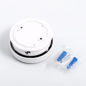 Czujniki-dymu - sd-10a4 mini wykrywacz dymu 9v dc  eura-tech