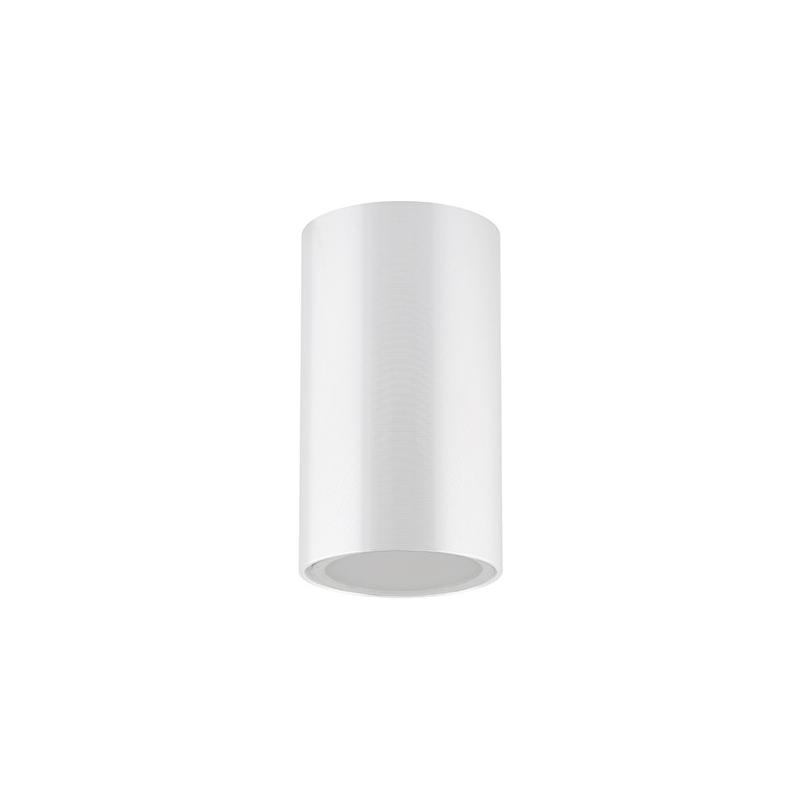 Oprawy-sufitowe - oprawa sufitowa walec biały 35w gu10 otto 03566 ideus firmy IDEUS