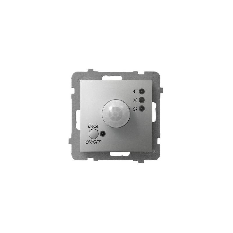 Czujnik ruchu elektroniczny srebrny ŁP-16U/m/18 ARIA OSPEL