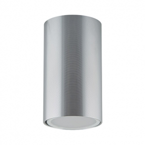 Oprawy-sufitowe - oprawa sufitowa tuba inox 35w gu10 otto 03221 ideus