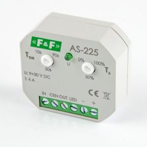 Automaty-schodowe - automat schodowy grupowy 30v dc as-225 f&f